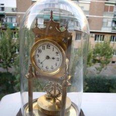 Relojes de carga manual: ANTIQUÍSIMO RELOJ DE COLECCIÓN. CUERDA 400 DÍAS. AÑOS 1.930 - 50. Lote 28763907