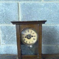 Relojes de carga manual: RELOJ DE SOBREMESA DE CUERDA. Lote 29216773