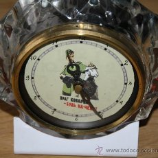 Relojes de carga manual: PRECIOSO RELOJ DE SOBREMESA. Lote 29346204