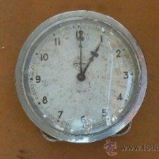 Relojes de carga manual: RELOJ DESPERTADOR DE SOBREMESA FRANCÉS, MARCA BAYARD. AÑOS 50S.. Lote 29706977