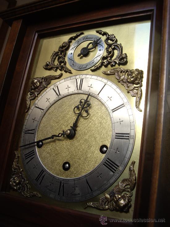 Relojes de carga manual: Antiguo Reloj Frances perfecto estado. - Foto 3 - 29860994