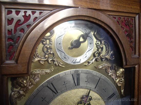 Relojes de carga manual: Antiguo Reloj Frances perfecto estado. - Foto 4 - 29860994