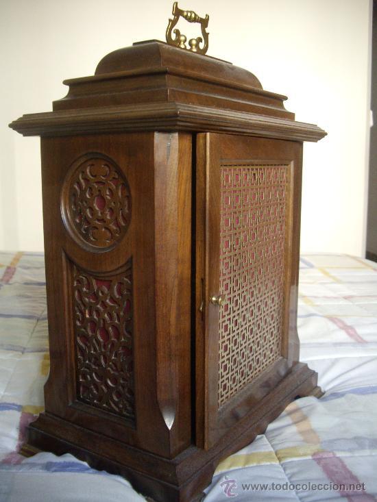 Relojes de carga manual: Antiguo Reloj Frances perfecto estado. - Foto 6 - 29860994