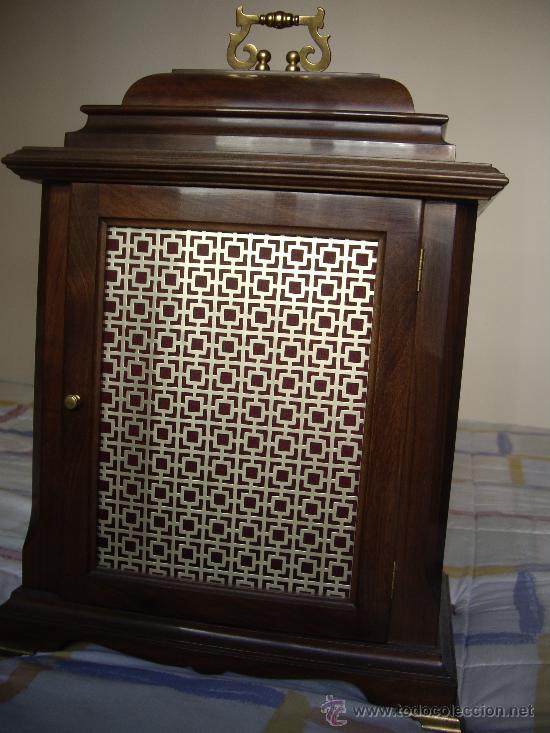 Relojes de carga manual: Antiguo Reloj Frances perfecto estado. - Foto 7 - 29860994