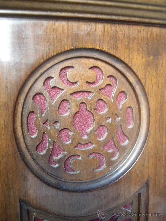 Relojes de carga manual: Antiguo Reloj Frances perfecto estado. - Foto 9 - 29860994