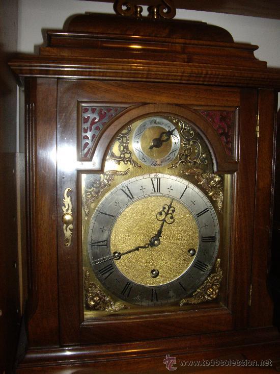 Relojes de carga manual: Antiguo Reloj Frances perfecto estado. - Foto 11 - 29860994