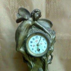 Relojes de carga manual: P. BOBBIAS. RELOJ SOBREMESA MODERNISTA.. Lote 30343630