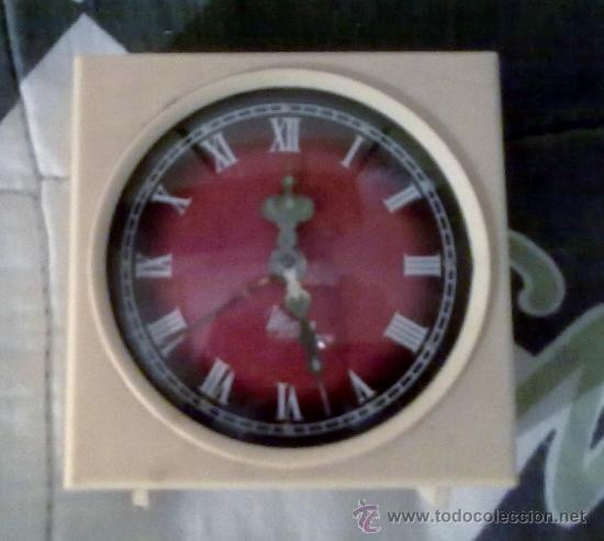 RELOJ DE LOS 70 VER DESCRIPCION (Relojes - Sobremesa Carga Manual)