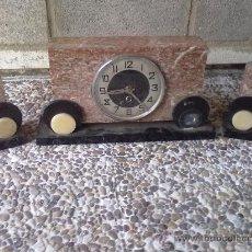 Relojes de carga manual: RELOJ DE SOBREMESA DE CUERDA FRANCES. Lote 30666581