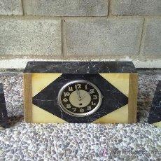 Relojes de carga manual: RELOJ DE SOBREMESA DE CUERDA. Lote 30676575