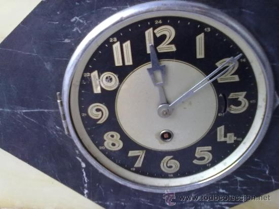 Relojes de carga manual: reloj de sobremesa de cuerda - Foto 2 - 30676575