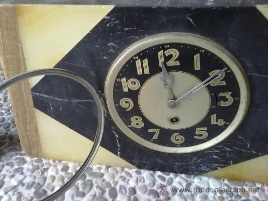 Relojes de carga manual: reloj de sobremesa de cuerda - Foto 3 - 30676575