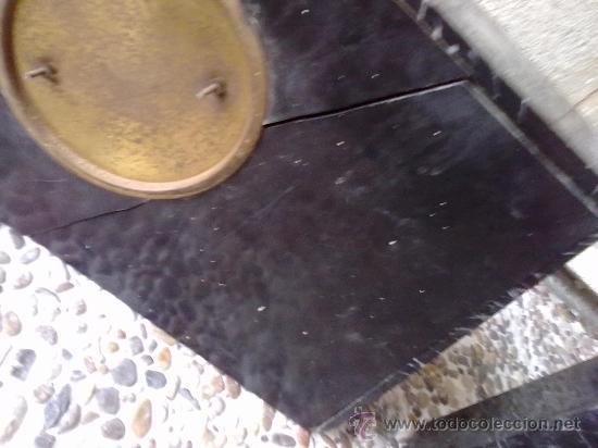 Relojes de carga manual: reloj de sobremesa de cuerda - Foto 5 - 30676575
