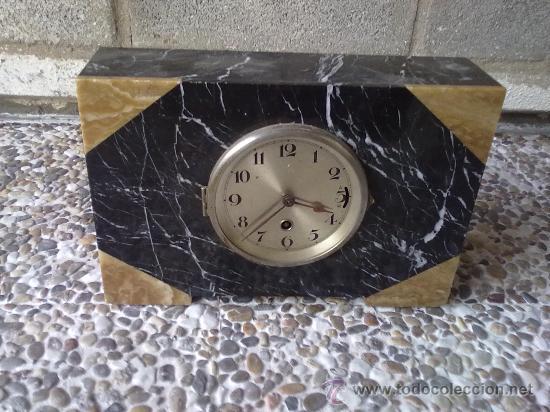 RELOJ DE SOBREMESA DE CUERDA (Relojes - Sobremesa Carga Manual)