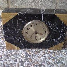 Relojes de carga manual: RELOJ DE SOBREMESA DE CUERDA. Lote 30676595