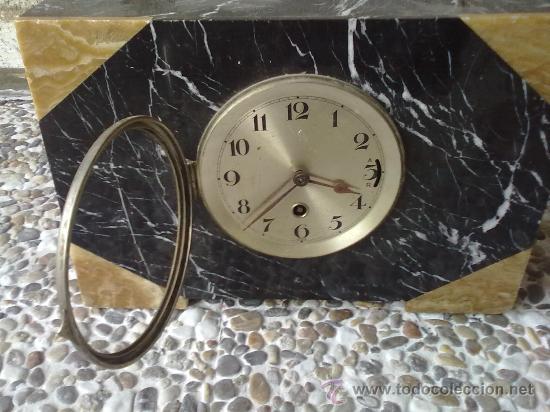Relojes de carga manual: reloj de sobremesa de cuerda - Foto 2 - 30676595