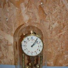 Relojes de carga manual: RELOJ SOBREMESA 400 DIAS. Lote 30692949