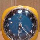 Relojes de carga manual: RELOJ DESPERTADOR CUERDA - XAFIRO ALBA - ¡¡ FUNCIONANDO ¡¡¡ ZAFIRO SAFIRO . Lote 30907293