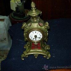 Relojes de carga manual: RELOJ SOBREMESA . Lote 31353790