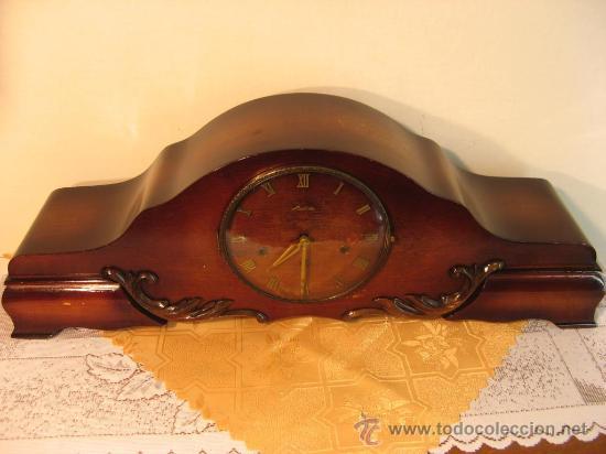 Relojes de carga manual: Reloj Art deco - Foto 2 - 31579964