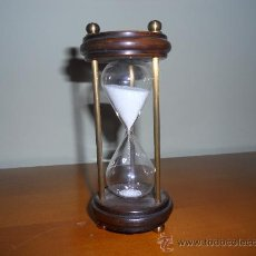 Relojes de carga manual: RELOJ DE ARENA. Lote 32103245