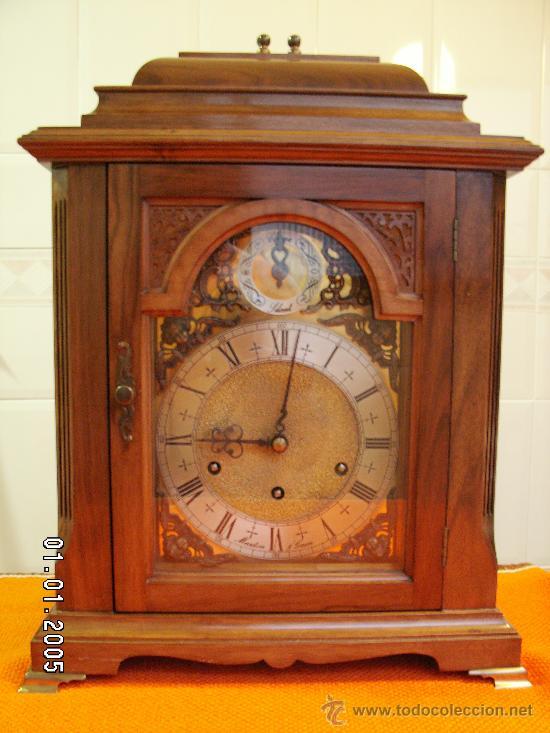 Reloj de sobremesa de marton gain comprar relojes - Relojes de sobremesa antiguos ...