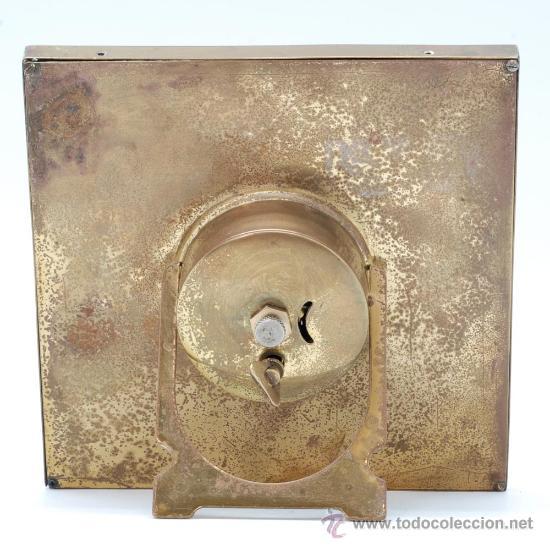 Relojes de carga manual: Reloj sobremesa a cuerda Decó Funciona - Foto 5 - 33059916