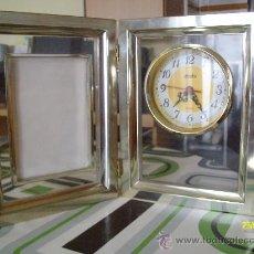 Relojes de carga manual: RELOJ DECORATIVO PORTAFOTOS. Lote 33237636