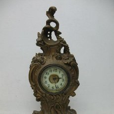 Relojes de carga manual: ESPECTACULAR RELOJ DE ÉPOCA. Lote 33498900