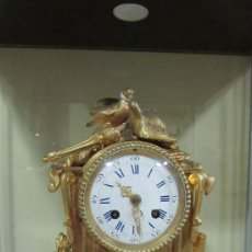 Relojes de carga manual: PRECIOSO RELOJ FRANCÉS TIPO PARÍS SIGLO XIX. . Lote 33921078