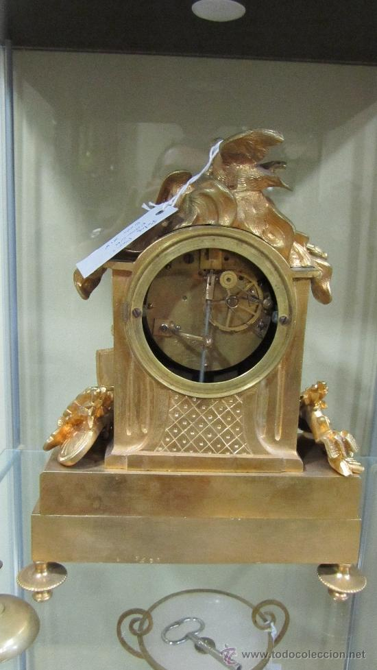 Relojes de carga manual: Precioso reloj Francés tipo París siglo XIX. - Foto 3 - 33921078
