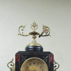 Relojes de carga manual: RELOJ FRANCÉS TIPO PARÍS SIGLO XIX. . Lote 33922581