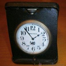 Relojes de carga manual: RELOJ DE VIAJE, WALTHAM. Lote 34015314