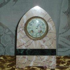 Relojes de carga manual: RELOJ MARMOL. Lote 34483809