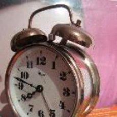 Relojes de carga manual: RELOJ DE CARGA MANUAL MARCA MICRO VINTAGE. Lote 34760180