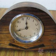 Relojes de carga manual: RELOJ DE MESA .. FOREIGN. Lote 101564748