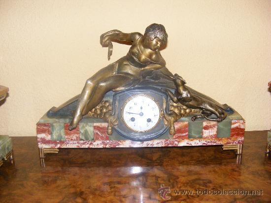Relojes de carga manual: Reloj modernista - Foto 18 - 34947216