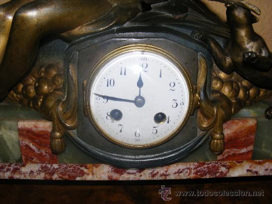 Relojes de carga manual: Reloj modernista - Foto 15 - 34947216