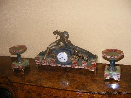 Relojes de carga manual: Reloj modernista - Foto 10 - 34947216