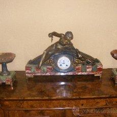 Relojes de carga manual: RELOJ MODERNISTA. Lote 34947216