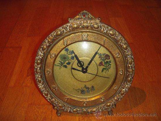 Relojes de carga manual: reloj de sobre mesa o pared con un encanto especial - Foto 2 - 35337279