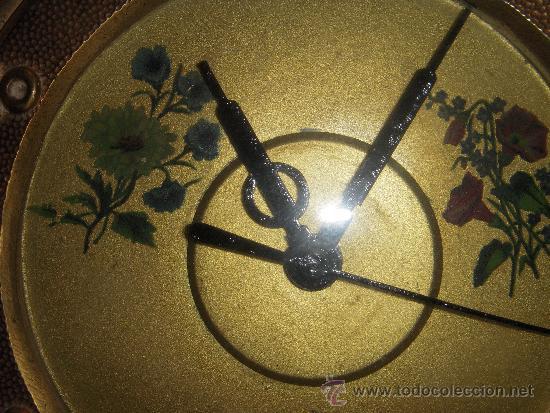 Relojes de carga manual: reloj de sobre mesa o pared con un encanto especial - Foto 3 - 35337279