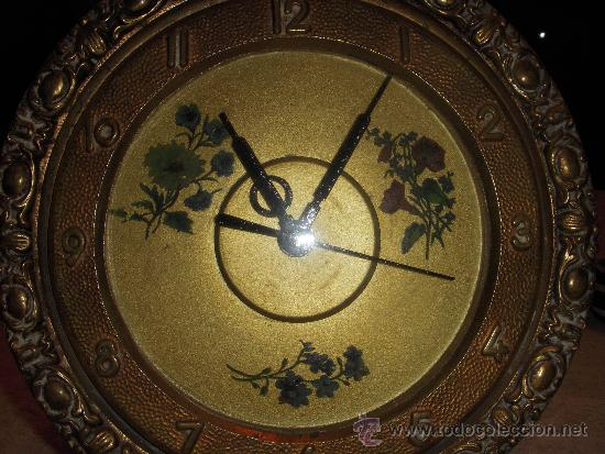 Relojes de carga manual: reloj de sobre mesa o pared con un encanto especial - Foto 4 - 35337279