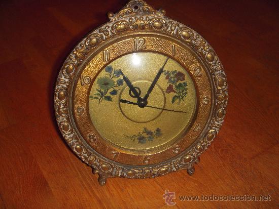 Relojes de carga manual: reloj de sobre mesa o pared con un encanto especial - Foto 6 - 35337279