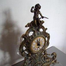 Relojes de carga manual: RELOJ MUY ANTIGUO DE UNOS 100 AÑOS. Lote 36330595