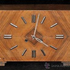 Relojes de carga manual: RELOJ DE SOBREMESA DE CARGA MANUAL. EPOCA DECÓ (1930). Lote 36354198