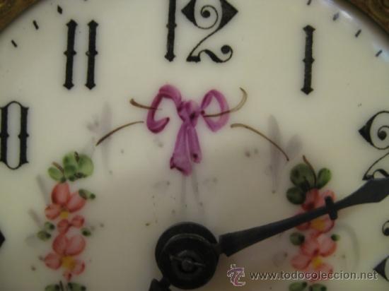 Relojes de carga manual: RELOJ SOBREMESA MÁQUINA PARIS Sur la Plage por Francois Moreau M ile D´or - Foto 11 - 36409760