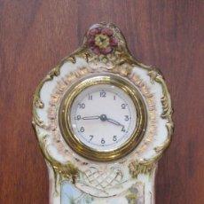 Relojes de carga manual: MARAVILLOSO RELOJ,PINTADO A MANO. Lote 36868806