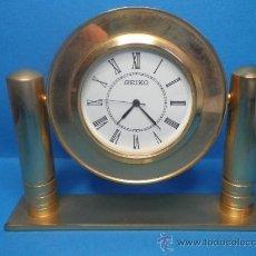Relojes de carga manual: RELOJ DE SOBREMESA SEIKO. Lote 36923178