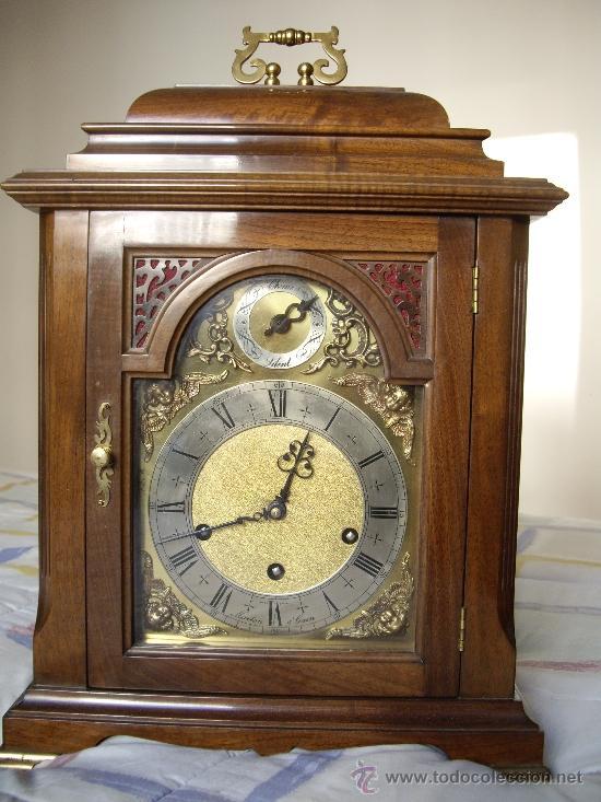 Relojes de carga manual: Antiguo Reloj Frances perfecto estado. - Foto 13 - 29860994